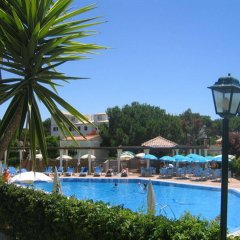 Отель Old Village Apartamentos Ov International бассейн