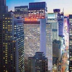 Отель Sheraton New York Times Square США, Нью-Йорк - 1 отзыв об отеле, цены и фото номеров - забронировать отель Sheraton New York Times Square онлайн фото 4