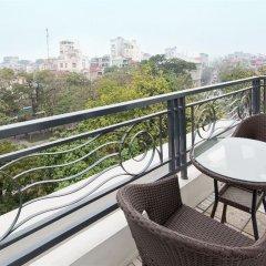 Super Hotel Hanoi Old Quarter балкон