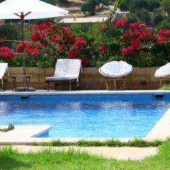 Отель Sa Plana Petit Hotel Испания, Эстелленс - отзывы, цены и фото номеров - забронировать отель Sa Plana Petit Hotel онлайн бассейн фото 2