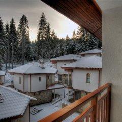 Апартаменты Forest Glade Apartments Пампорово балкон