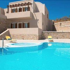 Отель Moonlight Apartments Греция, Остров Санторини - отзывы, цены и фото номеров - забронировать отель Moonlight Apartments онлайн бассейн фото 2