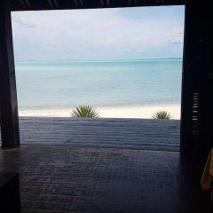 Отель MATIRA Французская Полинезия, Бора-Бора - отзывы, цены и фото номеров - забронировать отель MATIRA онлайн пляж фото 2