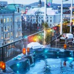 Отель BELLORA Гётеборг бассейн