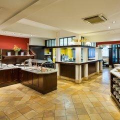 Отель Austria Trend Hotel Ananas Австрия, Вена - 5 отзывов об отеле, цены и фото номеров - забронировать отель Austria Trend Hotel Ananas онлайн питание