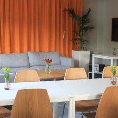 Отель Linneplatsens Hotell & Vandrarhem Гётеборг помещение для мероприятий фото 2