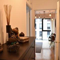 Апартаменты Charming Apartment in Gambetta, Ménilmontant Париж интерьер отеля