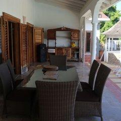 Отель Mohagany House балкон