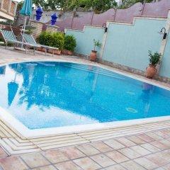 Отель B&B Villa Cristina Джардини Наксос бассейн фото 2