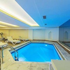 Отель Lausos Palace бассейн