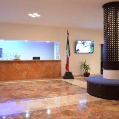 Отель Beachscape Kin Ha Villas & Suites Мексика, Канкун - 2 отзыва об отеле, цены и фото номеров - забронировать отель Beachscape Kin Ha Villas & Suites онлайн интерьер отеля