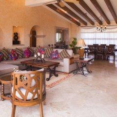 Отель Villa La Estancia Beach Resort & Spa гостиничный бар