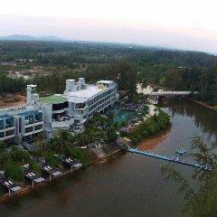Отель Le Coral Hideaway Beyond Phuket спортивное сооружение