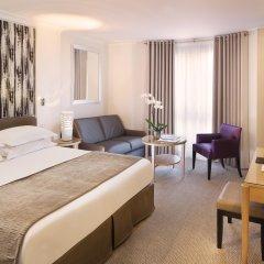 Отель Garden Elysee Париж комната для гостей фото 2