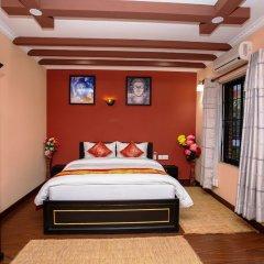 Отель Gurung's Home Непал, Катманду - отзывы, цены и фото номеров - забронировать отель Gurung's Home онлайн комната для гостей фото 2