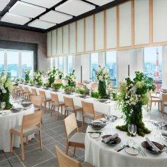 Отель Andaz Tokyo Toranomon Hills - a concept by Hyatt Япония, Токио - 1 отзыв об отеле, цены и фото номеров - забронировать отель Andaz Tokyo Toranomon Hills - a concept by Hyatt онлайн помещение для мероприятий фото 2