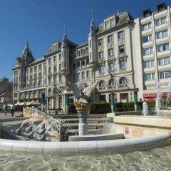 Отель Grand Hotel Aranybika Венгрия, Дебрецен - 8 отзывов об отеле, цены и фото номеров - забронировать отель Grand Hotel Aranybika онлайн приотельная территория