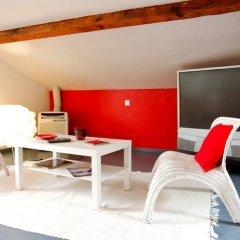 Отель Le Mûrier Франция, Тулуза - отзывы, цены и фото номеров - забронировать отель Le Mûrier онлайн комната для гостей фото 5