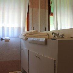 Отель alla Posta 1870 Италия, Региональный парк Colli Euganei - отзывы, цены и фото номеров - забронировать отель alla Posta 1870 онлайн ванная фото 2