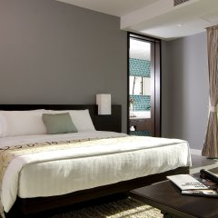 Отель Movenpick Resort & Spa Karon Beach Phuket Таиланд, Пхукет - 4 отзыва об отеле, цены и фото номеров - забронировать отель Movenpick Resort & Spa Karon Beach Phuket онлайн комната для гостей