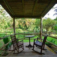 Отель Chachagua Rainforest Ecolodge с домашними животными