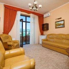 Гостиница Барракуда Большой Геленджик комната для гостей