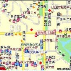 Shenzhen Sichuan Hotel Шэньчжэнь городской автобус