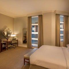 Отель Hilton St. Louis Downtown Сент-Луис комната для гостей фото 3