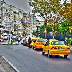 Отель Keten Suites Taksim городской автобус