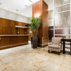 Отель Hilton Garden Inn West 35th Street США, Нью-Йорк - отзывы, цены и фото номеров - забронировать отель Hilton Garden Inn West 35th Street онлайн интерьер отеля фото 2