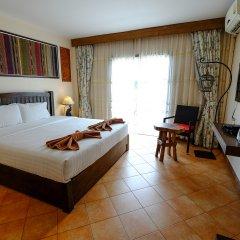 Red Balcony Hotel комната для гостей