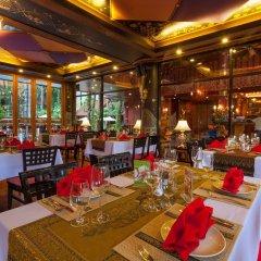 Отель Royal Phawadee Village Патонг питание