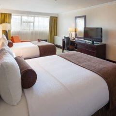 Отель Crowne Plaza San Jose Corobici удобства в номере фото 2