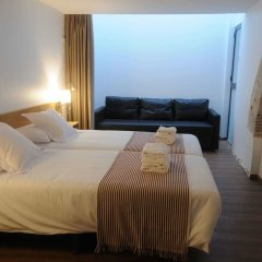 Отель Mon Suites San Nicolás Испания, Валенсия - отзывы, цены и фото номеров - забронировать отель Mon Suites San Nicolás онлайн комната для гостей фото 5