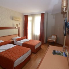 Kleopatra Dreams Beach Hotel - All Inclusive комната для гостей