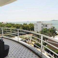 Отель Xiamen 58Haili Seaview Villa Китай, Сямынь - отзывы, цены и фото номеров - забронировать отель Xiamen 58Haili Seaview Villa онлайн балкон