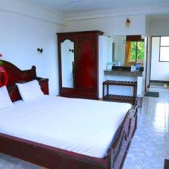 Отель Topaz Beach Шри-Ланка, Негомбо - отзывы, цены и фото номеров - забронировать отель Topaz Beach онлайн комната для гостей фото 5