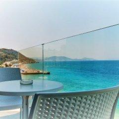 Отель Sunrise apartments rodos Греция, Родос - отзывы, цены и фото номеров - забронировать отель Sunrise apartments rodos онлайн балкон