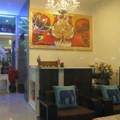 Отель J Sweet Dream Boutique Patong интерьер отеля