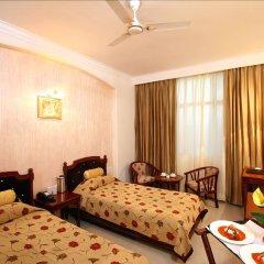 Отель Grand President Индия, Нью-Дели - отзывы, цены и фото номеров - забронировать отель Grand President онлайн комната для гостей