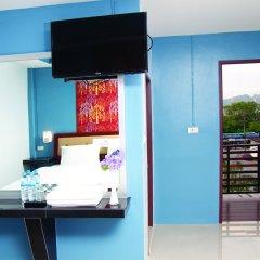 Отель Krabi Orchid Hometel Таиланд, Краби - отзывы, цены и фото номеров - забронировать отель Krabi Orchid Hometel онлайн комната для гостей фото 3
