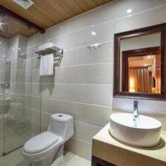 Hotel Shanghai City ванная фото 2