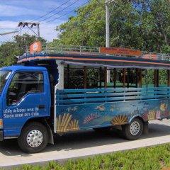 Отель Horizon Karon Beach Resort And Spa Пхукет городской автобус