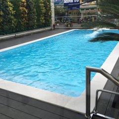 Отель Le Duy Grand Хошимин бассейн