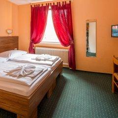 Отель City-Hotel Ansbach am Kurfürstendamm Германия, Берлин - 1 отзыв об отеле, цены и фото номеров - забронировать отель City-Hotel Ansbach am Kurfürstendamm онлайн комната для гостей фото 5
