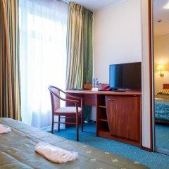 Отель Волжская Жемчужина Ярославль удобства в номере