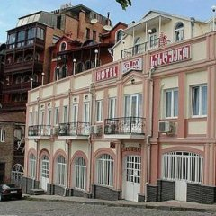 Отель GTM Kapan вид на фасад фото 2