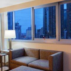 Отель Wyndham Grand Chicago Riverfront комната для гостей фото 4