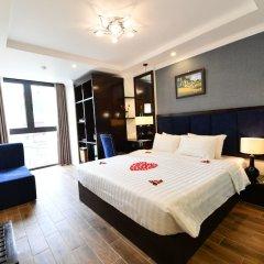 Hanoi Bella Rosa Trendy Hotel комната для гостей фото 4