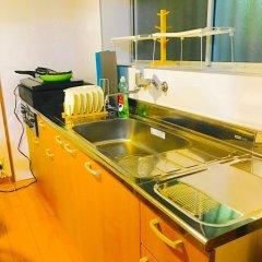Отель Local Tenjin House Фукуока ванная фото 2